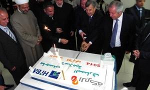 بنك البركة سورية يرعى حفل تخرّج طلاب ماجستير المصارف الإسلامية في معهد HIBA