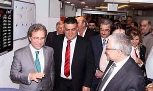 افتتاح فرع لبنك البركة سورية في طرطوس..ميالة:عدة فروع لعدد من المصارف قيد الإنشاء في سورية