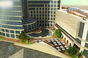 توقيع عقد استثمار فندق الجلاء بدمشق