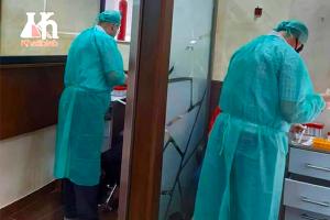 الصحة تلغي اعتماد أحد المخابر الخاصة المسموح لها إجراء فحص كورونا