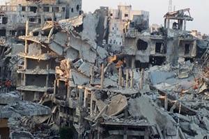 بتكلفة مليار و مئة مليون .. التصديق على 14 عقداً لإعادة إعادة إعمار حلب