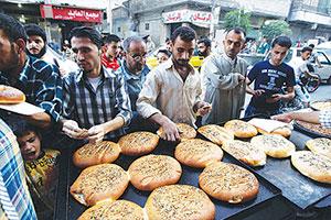 نحو 300 ضبط تمويني في حلب خلال النصف الأول من شهر رمضان