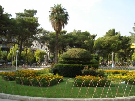 مشروع لتأهيل حديقة السبكي بدمشق .. والمتعهد يهرب إلى خارج البلاد