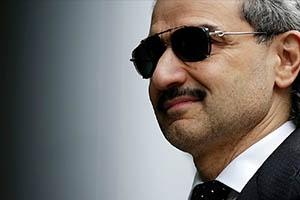 الوليد بن طلال يتربع على عرش قائمة أثرياء العرب