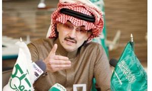 الوليد بن طلال: لن نبيع أي حصة من أسهمنا في