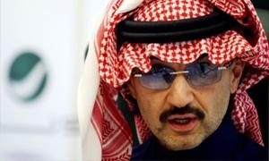 الوليد بن طلال على عرش أغنياء العرب