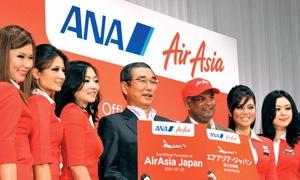 شركات الطيران الاسيوية تتبنى خيار الطيران الاقتصادي للخروج من آزمتها