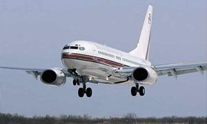 السورية للطيران تستعد لإدخال طائرات الانتتوف ذات سعة 90 مسافراً