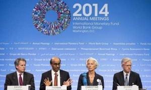 صندوق النقد: الاقتصاد العالمي في خطر ولا بد من اتخاذ اجراءات جريئة