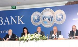 أرباح البنك العربى ترتفع إلى 352 مليون دولار بودائع 32.9 مليار دولار