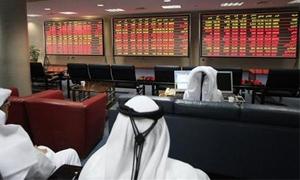 الأسهم السعودية خسرت 4.8 بليون دولار في أسبوع