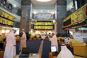 تباين أداء أسواق الأسهم في الشرق الأوسط اليوم..و ارتفاع بورصتي قطر والكويت