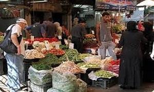 تموين ريف دمشق تنظم أكثر من ألف ضبط تمويني  آب الماضي