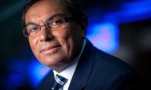 رجل الأعمال السوري أيمن أصفري ينال جائزة