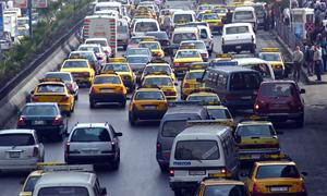 850 مليون ليرة إيرادات مديريات النقل في سورية خلال 45 يوماً