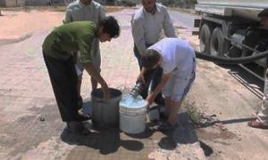 نحو 200 بئر جديد لمياه الشرب في حلب ..منها 45 بئراً لمواطنين