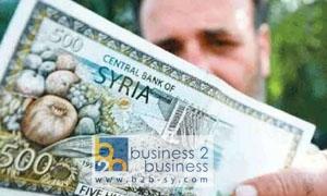 تقرير B2B الإقتصادي ليوم الأحد 3-1-2016..الدولار فوق 390 ليرة وارتفاع القيمة السوقية لبورصة دمشق إلى 350 مليون دولار