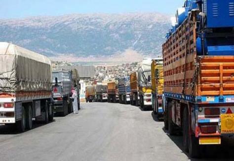 3 دولارات تكلفة الكيلو جواً من دمشق إلى بغداد..إسمندر: فتح الطريق البري مع العراق وبدء شحن البضائع