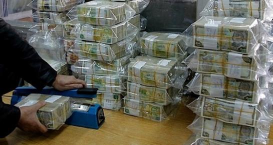 أرباح البنوك الخاصة في سورية ترتفع 266% لتبلغ 86.5 مليار ليرة خلال2015..  متضمنةً أرباح إعادة القطع البنيوي الغير المحققة!!!