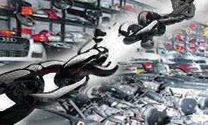 تجار حمص يطالبون باستثناء قطع تبديل السيارات من برنامج الرقابة