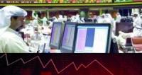 بورصات الخليج تواصل الهبوط متأثرة بأزمتي منطقة اليورو والولايات المتحدة