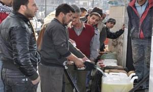 محروقات ريف دمشق تسترد 552 مليون ليرة من بائعي المازوت المجاني.. وقرارات بالحجز الاحتياطي