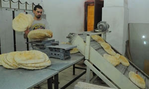 خط جديد بقيمة 35 مليون ليرة لإنتاج أكياس الخبز ..قريباً بالخدمة