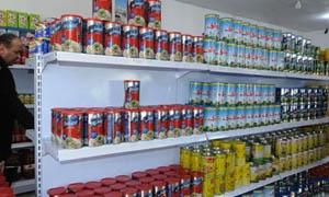 2 مليار ليرة مبيعات استهلاكية دمشق
