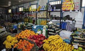 إعادة تفعيل سوق الخضار في المزة وإنشاء أكشاك لبيع الخبز وإنشاء محطات وقود بدمشق