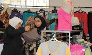 عضو غرفة تجارة دمشق: الألبسة المطروحة في الأسواق راكدة لقلة الاستهلاك والربح يتجاوز 40%