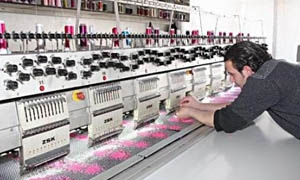 غرفة تجارة وصناعة درعا: عودة 56 منشأة صناعية للعمل منذ بداية العام الحالي..ومنح 46 شهادة منشأ