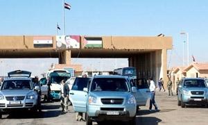 مرسوم يمنع بيع السيارات خارج سورية إلا بعد إسقاط اللوحات