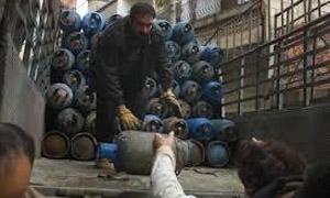 3000 آلاف أسطوانة غاز في دمشق يومياً
