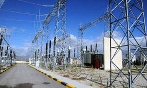 خميس: العمل مستمر لإعادة التيار الكهربائي إلى أحياء دمشق وحماة