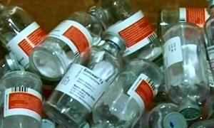 القاء القبض على عدد من موظفي صحة حلب لشراء أدوية سرطانية بطريقة غير مشروعة