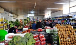 تموين دمشق: إحداث غرفة عمليات لمراقبة الأسواق