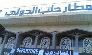 مدير مطار حلب الدولي يعلن جاهزية المطار ..والانطلاقة في 16 الشهر الجاري