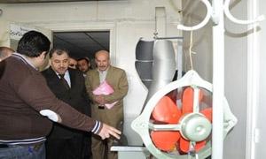 وزير الصناعة: وضع استراتيجية لمركز الاختبارات والأبحاث الصناعية تعزز تنافسية الصناعة الوطنية
