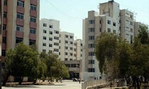 ارتفاع عدد الطلاب في السكن الجامعي بدمشق إلى 26 ألف طالب