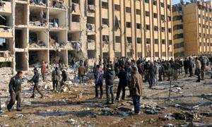 800 مليار ليرة خسائر المدينة الصناعية في يبرود