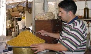 محافظة دمشق تحدد أسعار الفول والحمص