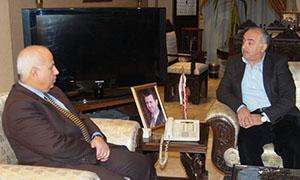 وزير الاقتصاد للسواح: ازالة المعوقات التي تعترض المصدرين السوريين خلال 24 ساعة.. وإقامة المعارض الخارجية