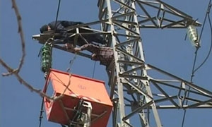 12 ساعة تقنين كهرباء في حمص..وتسجيل 647 ضبط  تعدي على الشبكة خلال شهر واحد