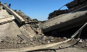 أكثر من 61 مليار ليرة اضرار