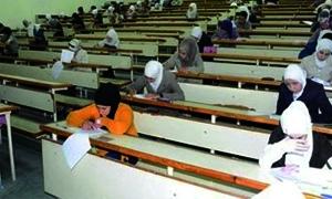 بدء امتحانات التعليم المفتوح في جامعة دمشق..و12 ألف طالب يوقفون تسجيلهم