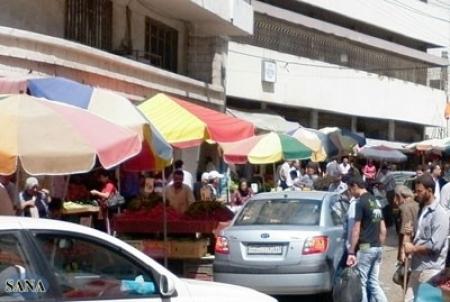 محافظة اللاذقية: طرح أولى المواقع في المدينة لإنشاء أسواق شعبية