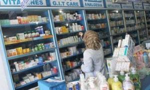 ارتفاع أسعار الأدوية المحلية في حلب..ونقيب صيادلة يعُزو لارتفاع اجور الشحن!!