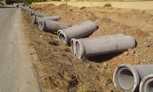 غلاونجي: 28 مليون دولار لتنفيذ مشاريع الصرف الصحي للتجمعات الأقل من 25ألف نسمة