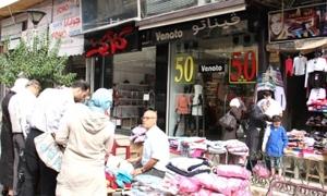 115 ضبطاً تموينياً في أسواق دمشق منذ بداية رمضان