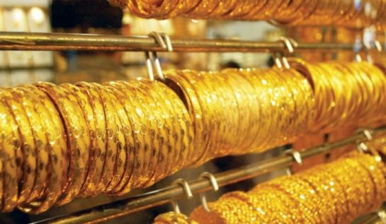 رقم قياسي جديد للذهب في سورية.. الغرام يقفز إلى 12150 ليرة والليرة الذهبية السورية فوق 100 ألف ليرة